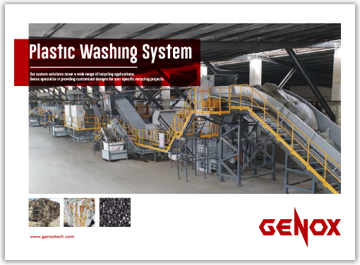 Plastic Washing System